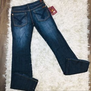 NWT 7 For All Mankind Bootcut Jeans 30